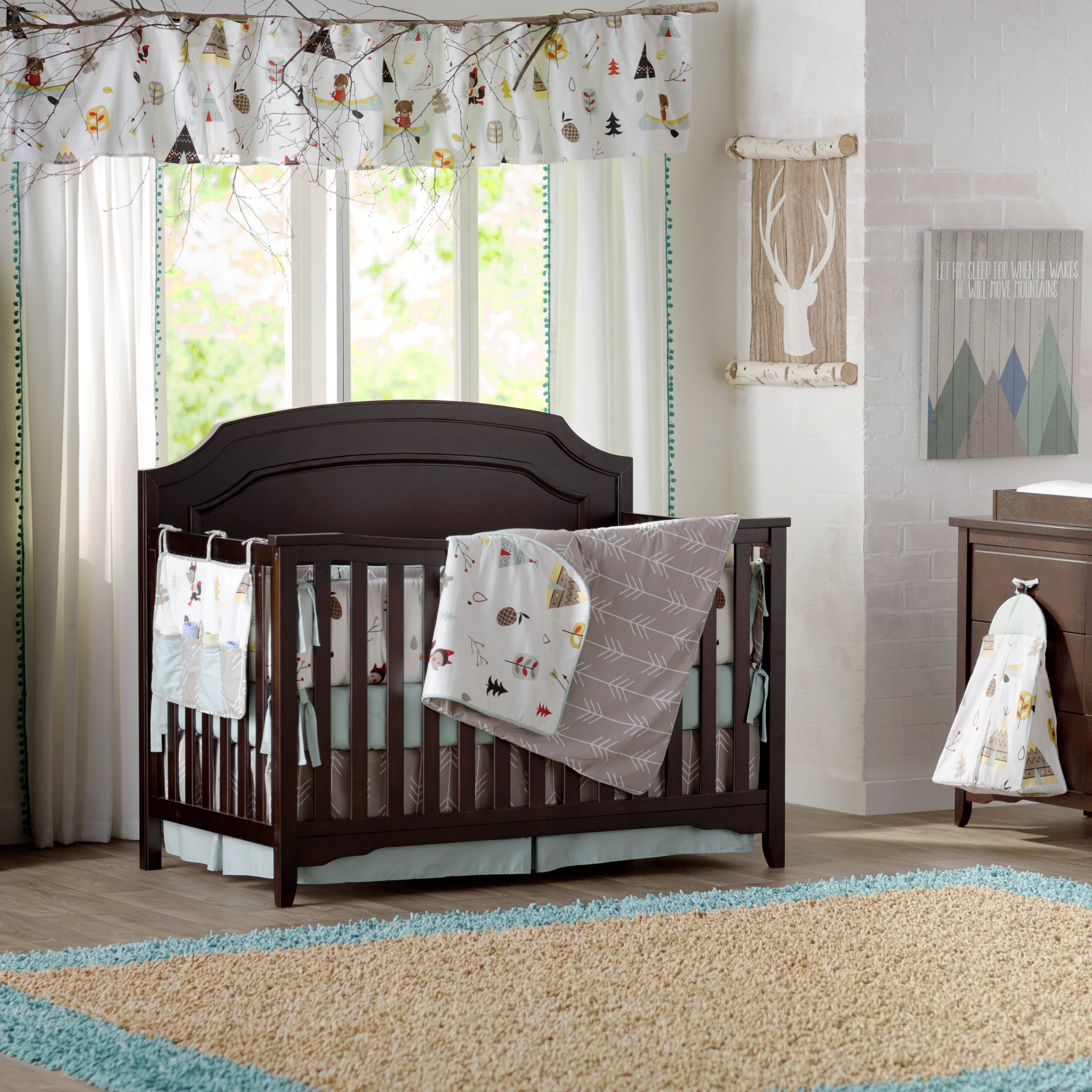 reviews wayfair piece ca designs sweet nursery crib pdp kids bed adventure set bedding outdoor baby jojo