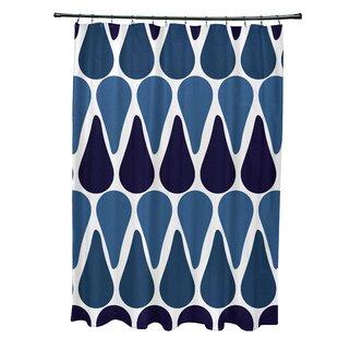 Beachcrest Home Golden Gate Contemporary Shower Curtain