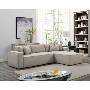 Williston Forge Burgher Modular Sectional