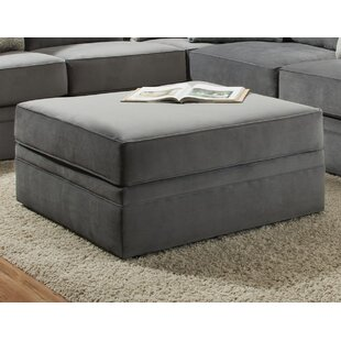 Darby Home Co Dorothy Ottoman