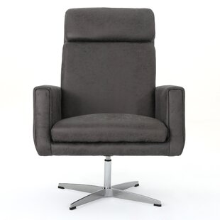 Bloomingdale Swivel Armchair by Orren Ellis