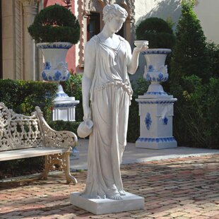 Hebe The Goddess Of Youth Statue By Design Toscano