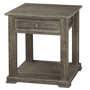 Verena End Table by Millwood Pines