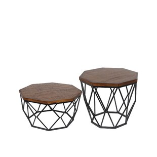 Laforest 2 Piece End Table Set