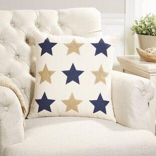 Mcqueen Star Pillow