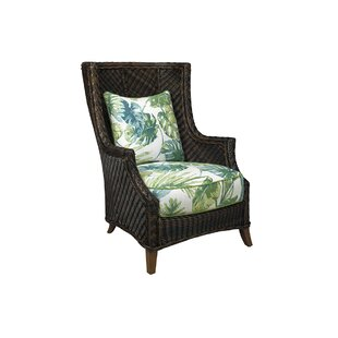 Island Estate Lanai Patio Chair with Cushions