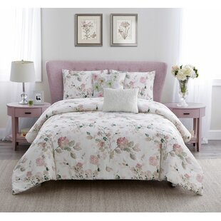 One Allium Way Albano 5 Piece Comforter Set