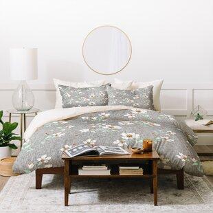 East Urban Home Holli Zollinger Polyester Duvet Set