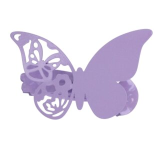 Mariposas Metal Butterfly Clip Curtain Tieback (Set of 2) by Evideco
