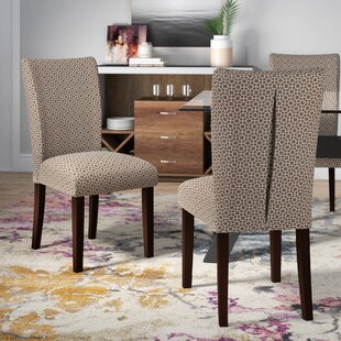 Latitude Run Wallington Parsons Chair (Set of 2)
