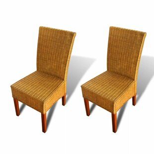 India Dining Chair (Set Of 2) By House Of Hampton