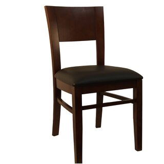 Solid Wood Dining Chair (Set of 2) by H&D Restaurant Supply, Inc. SKU:DA454407 Buy