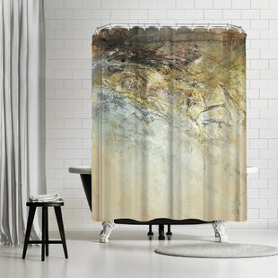 Anne Farrall Doyle Organic 6 Single Shower Curtain