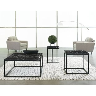 Louisa 3 Piece Coffee Table Set