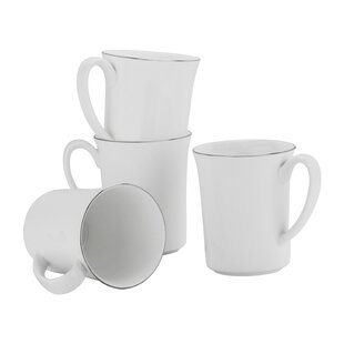 Flared Mug (Set of 4)