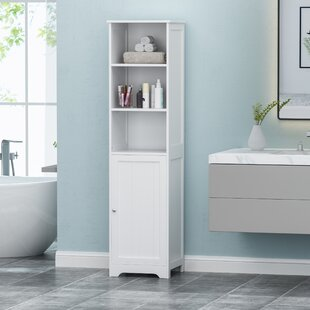 15 W x 63 H x 1575 D FreeStanding Bathroom Cabinet by Bungalow Rose