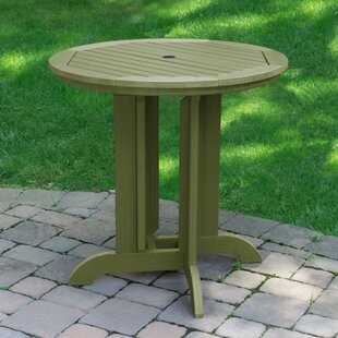 Charlcombe Round Counter Dining Table