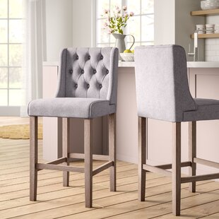 Anika 26.5 Bar Stool (Set of 2) One Allium Way