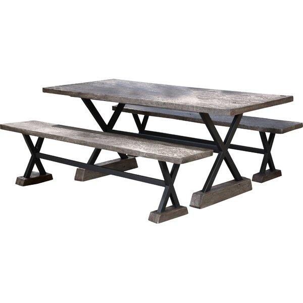 Terrific Modern Contemporary Convertible Picnic Table Allmodern Beatyapartments Chair Design Images Beatyapartmentscom
