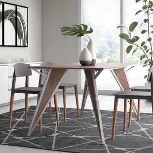 Turnipseed Dining Table by Orren Ellis Today Only Sale