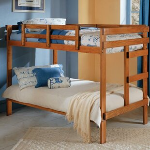 Compare prices Twin over Twin Bunk Bed by Chelsea Home Reviews (2019) & Buyer's Guide