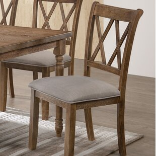 Bedlington Dining Chair (Set of 2) Gracie Oaks
