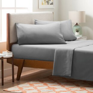 4 Piece Polyester Sheet Set