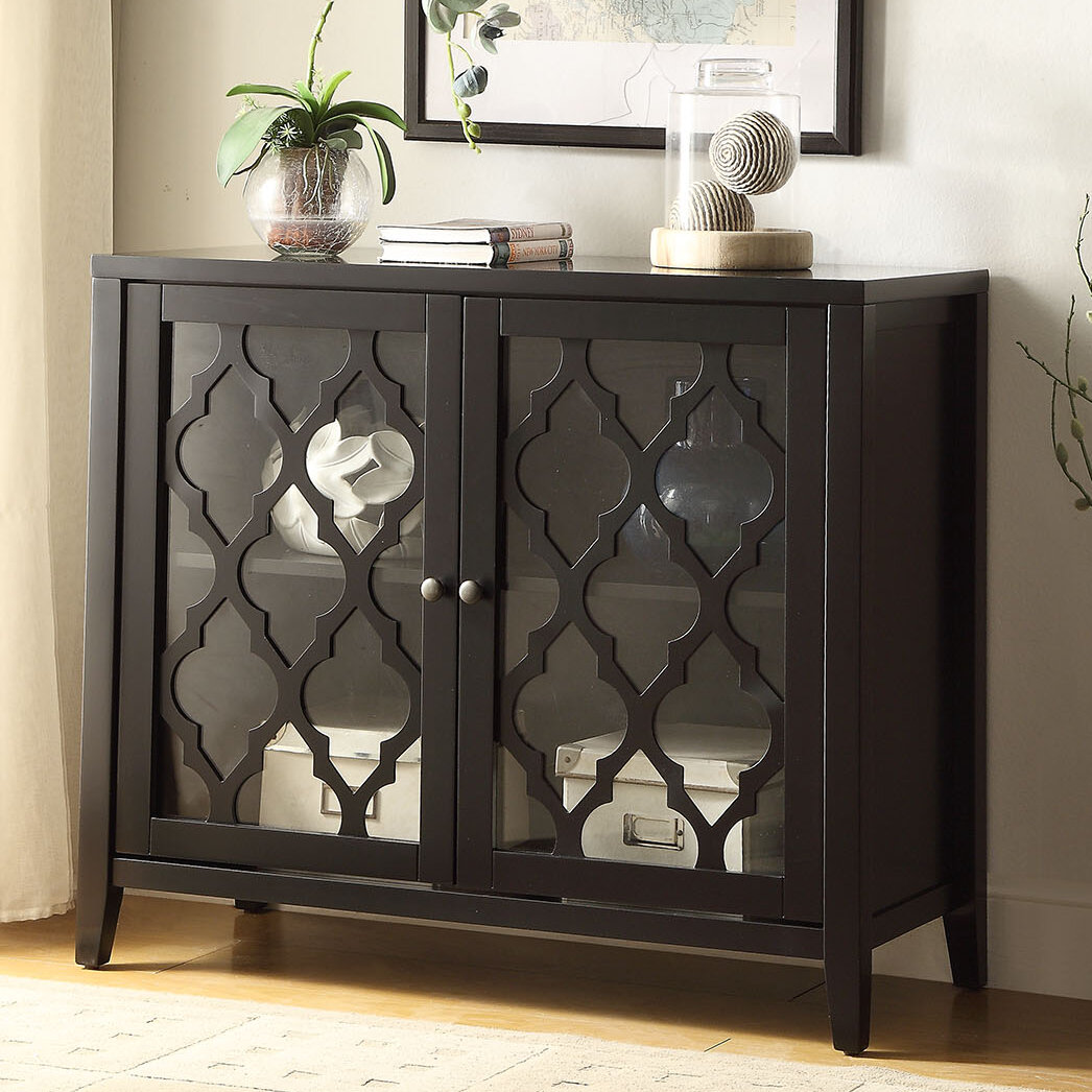 Bloomsbury Market Pembroke 2 Door Accent Cabinet Reviews Wayfair Co Uk