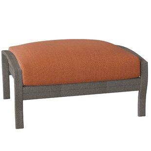 Tropitone Ravello Ottoman with Cushion