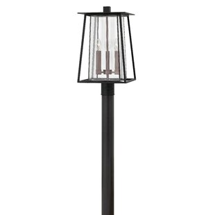 Walker Outdoor 3-Light Lantern..