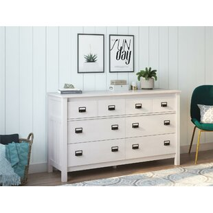 Olmstead 6 Drawer Double Dresser