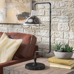 Best Reviews Wallagrass 25 Table Lamp By Trent Austin Design
