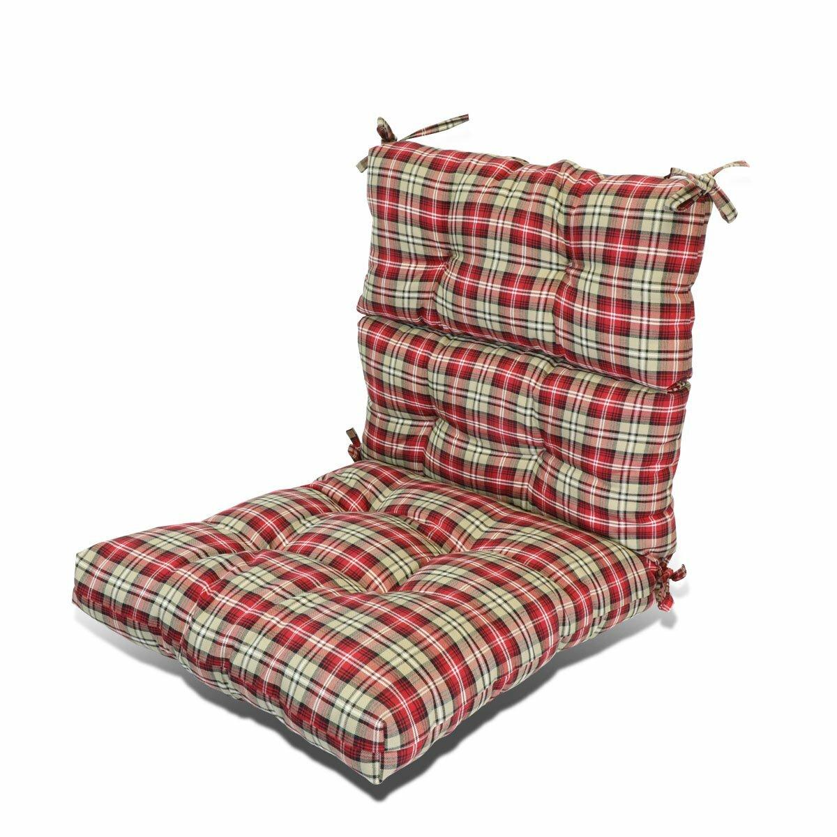 Indoor Outdoor Rocking Chair Cushion