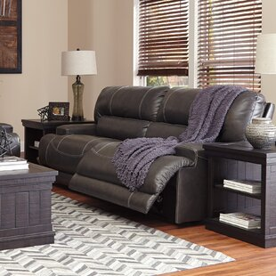 Thornhill Leather Reclining Sofa