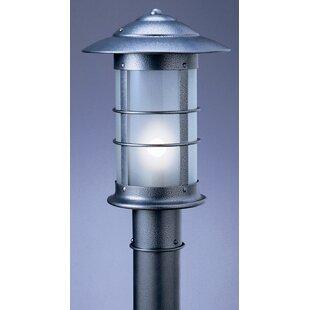 Newport Outdoor 1-Light Lantern Head by Arroyo Craftsman