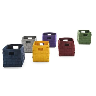 Connor Storage Fabric Basket by Calligaris