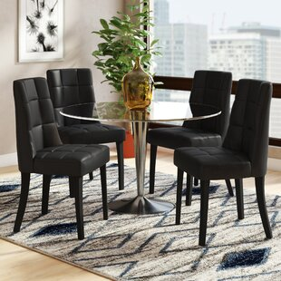 Online Reviews Putman Side Chair (Set of 4) by Latitude Run Reviews (2019) & Buyer's Guide