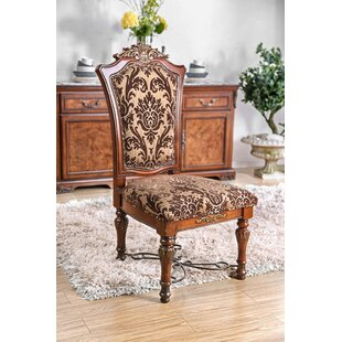 Fultz Upholstered Dining Chair (Set of 2) by Astoria Grand