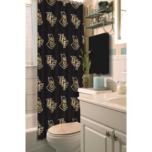 NCAA Single Shower Curtain