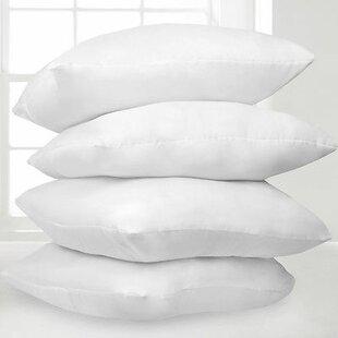 Sweet Home Collection Premier Comfort Down Alternative Standard Pillow (Set of 4)