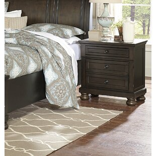 Dianna 2 Drawer Nightstand
