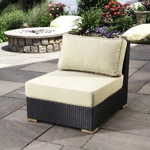 Salina Teak Patio Chair with Cushions
