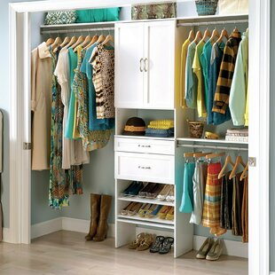 Find SuiteSymphony 84 W - 120 W Closet System By ClosetMaid