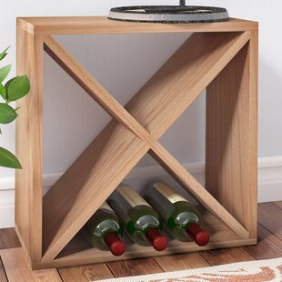 Lexington 24 Bottle Tabletop Wine Rack by..