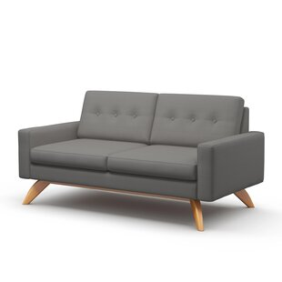Find a Luna 70 Loveseat by TrueModern Reviews (2019) & Buyer's Guide