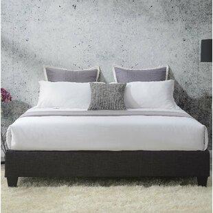 Ebern Designs Crowell Upholstered Platform Bed
