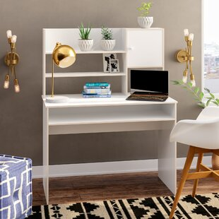 Cropper Writing Desk with Hutch
