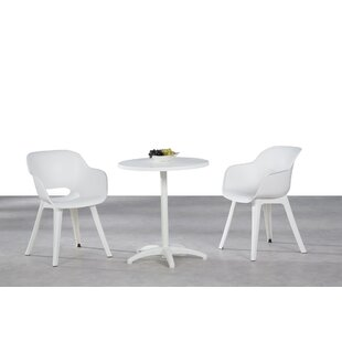 Cornia 2 Seater Bistro Set By Sol 72 Outdoor