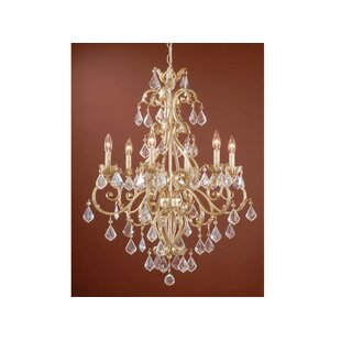Astoria Grand Prosser 6-Light Candle Styl..