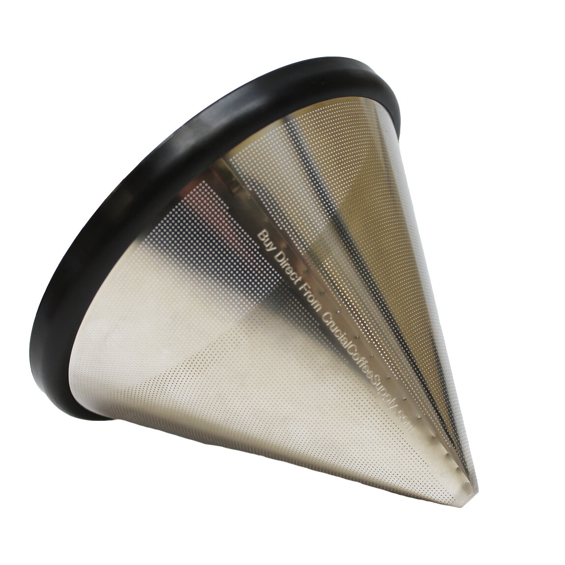 Reusable Stainless Steel Cone